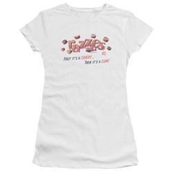 Dubble Bubble - Juniors A Gum And A Candy Premium Bella T-Shirt
