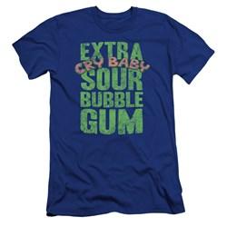 Dubble Bubble - Mens Extra Sour Premium Slim Fit T-Shirt