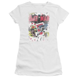 Dc - Juniors Number 11 Distressed Premium Bella T-Shirt