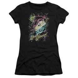 Dc - Juniors Color Block Premium Bella T-Shirt