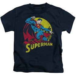 Dc - Youth Big Blue T-Shirt