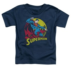 Dc - Toddlers Big Blue T-Shirt