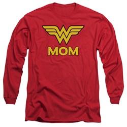 Dco - Mens Wonder Mom Long Sleeve T-Shirt