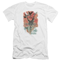 Batman - Mens Batwoman #1 Premium Slim Fit T-Shirt