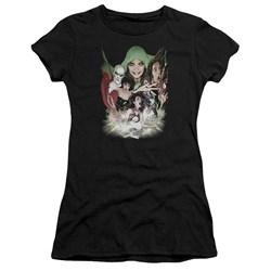 Dcr - Juniors Justice League Dark Premium Bella T-Shirt