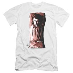 Dean - Mens Crossed Premium Slim Fit T-Shirt