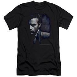 Dean - Mens In Shadow Premium Slim Fit T-Shirt