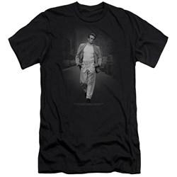 Dean - Mens Out For A Walk Premium Slim Fit T-Shirt
