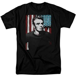 James Dean - Mens Painted Icon T-Shirt