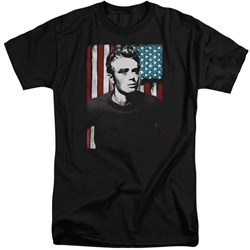 James Dean - Mens Painted Icon Tall T-Shirt