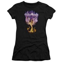 Deep Purple - Juniors Phoenix Rising Premium Bella T-Shirt