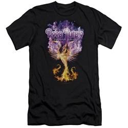 Deep Purple - Mens Phoenix Rising Premium Slim Fit T-Shirt