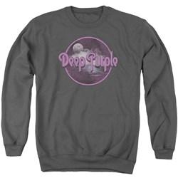 Deep Purple - Mens Smoke On The Water Sweater