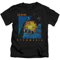 Def Leppard - Youth Pyromania T-Shirt