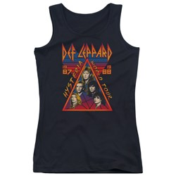 Def Leppard - Juniors Hysteria Tour Tank Top