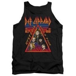 Def Leppard - Mens Hysteria Tour Tank Top