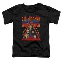 Def Leppard - Toddlers Hysteria Tour T-Shirt
