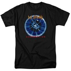 Def Leppard - Mens Adrenalize T-Shirt