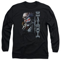 Death Note - Mens Shinigami Long Sleeve T-Shirt