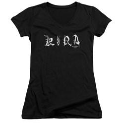 Death Note - Juniors Kira V-Neck T-Shirt
