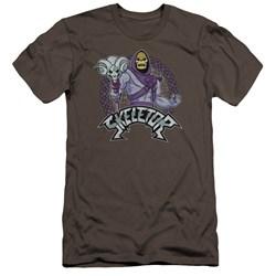 Masters Of The Universe - Mens Skeletor Premium Slim Fit T-Shirt