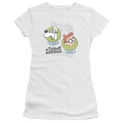 Mr Peabody & Sherman - Juniors Gadgets Premium Bella T-Shirt