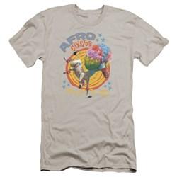 Madagascar - Mens Afro Circus Premium Slim Fit T-Shirt