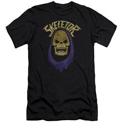 Masters Of The Universe - Mens Hood Premium Slim Fit T-Shirt