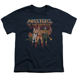 Masters Of The Universe - Youth Team Of Heroes T-Shirt
