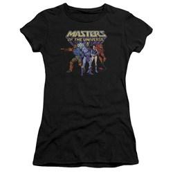 Masters Of The Universe - Juniors Team Of Villains Premium Bella T-Shirt