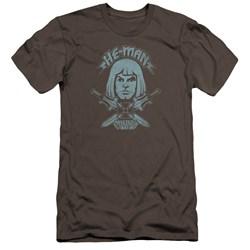 Masters Of The Universe - Mens He Man Premium Slim Fit T-Shirt