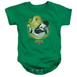 Kung Fu Panda - Toddler Drago Po Onesie