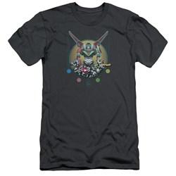 Voltron - Mens Assemble Slim Fit T-Shirt