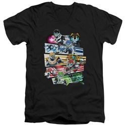Voltron - Mens Paladins Strike V-Neck T-Shirt