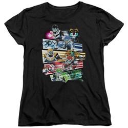 Voltron - Womens Paladins Strike T-Shirt