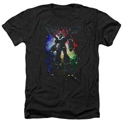 Voltron - Mens Galactic Defender Heather T-Shirt