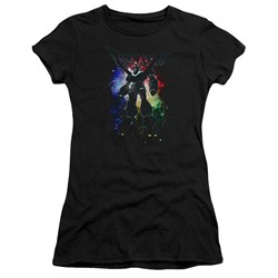 Voltron - Juniors Galactic Defender Premium Bella T-Shirt