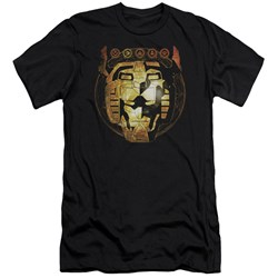 Voltron - Mens Head Space Premium Slim Fit T-Shirt