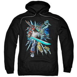 Voltron - Mens Lions Share Pullover Hoodie