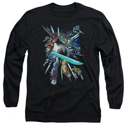 Voltron - Mens Lions Share Long Sleeve T-Shirt