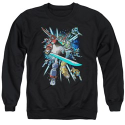 Voltron - Mens Lions Share Sweater