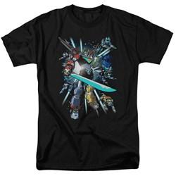 Voltron - Mens Lions Share T-Shirt