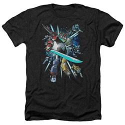 Voltron - Mens Lions Share Heather T-Shirt