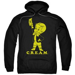 Richie Rich - Mens Cream Pullover Hoodie
