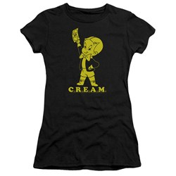 Richie Rich - Juniors Cream Premium Bella T-Shirt