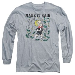 Richie Rich - Mens Make It Rain Long Sleeve T-Shirt