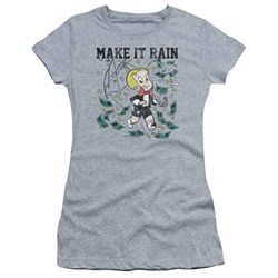 Richie Rich - Juniors Make It Rain T-Shirt