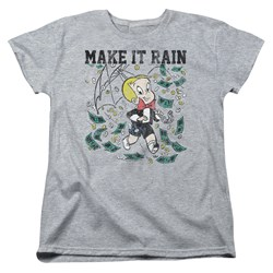 Richie Rich - Womens Make It Rain T-Shirt