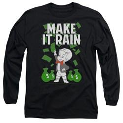 Richie Rich - Mens Make It Rain Long Sleeve T-Shirt