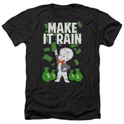Richie Rich - Mens Make It Rain Heather T-Shirt